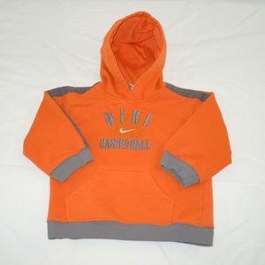 Nike Basketball Baby Hoodie Sweater 24M Toddler